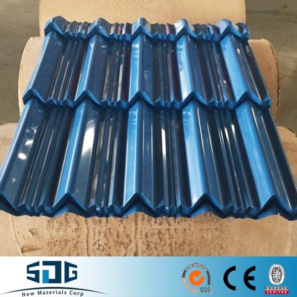 Pre geschilderd plaatwerk dak gegolfde metalen dakplaat prijs product id 60419273865 dutch - Geschilderd zink ...