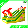 New and good quality inflatable fire truck slide,kids inflatable dry slide,pvc inflatable slides