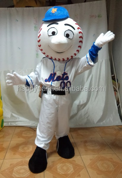 cheapest mr met mascot costume for sale