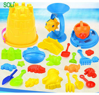 Wholesale beach toys bucket set sand beach toy kids beach toys