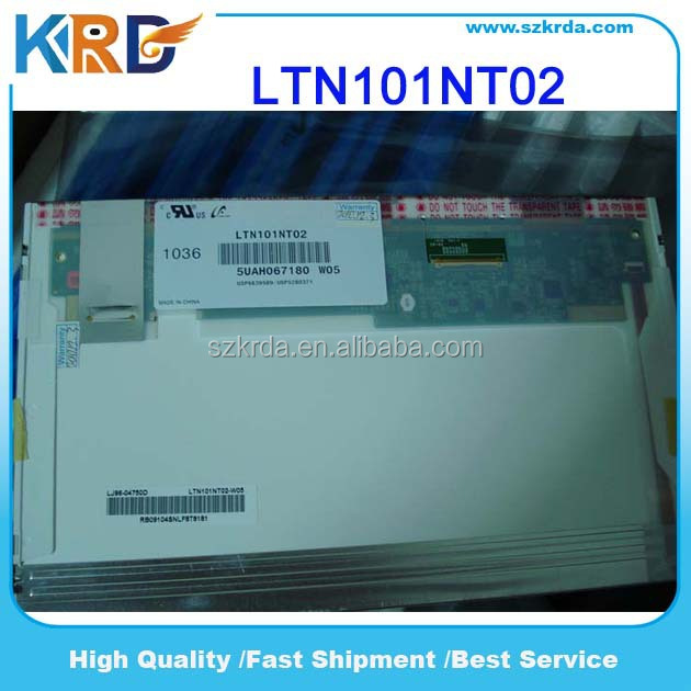 "10.1"" Notebook LCD Screen LTN101NT02 LTN101NT06 M101NWT2 N101L6-L0B LP101WSA"