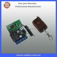 Universal wireless remote control power switch