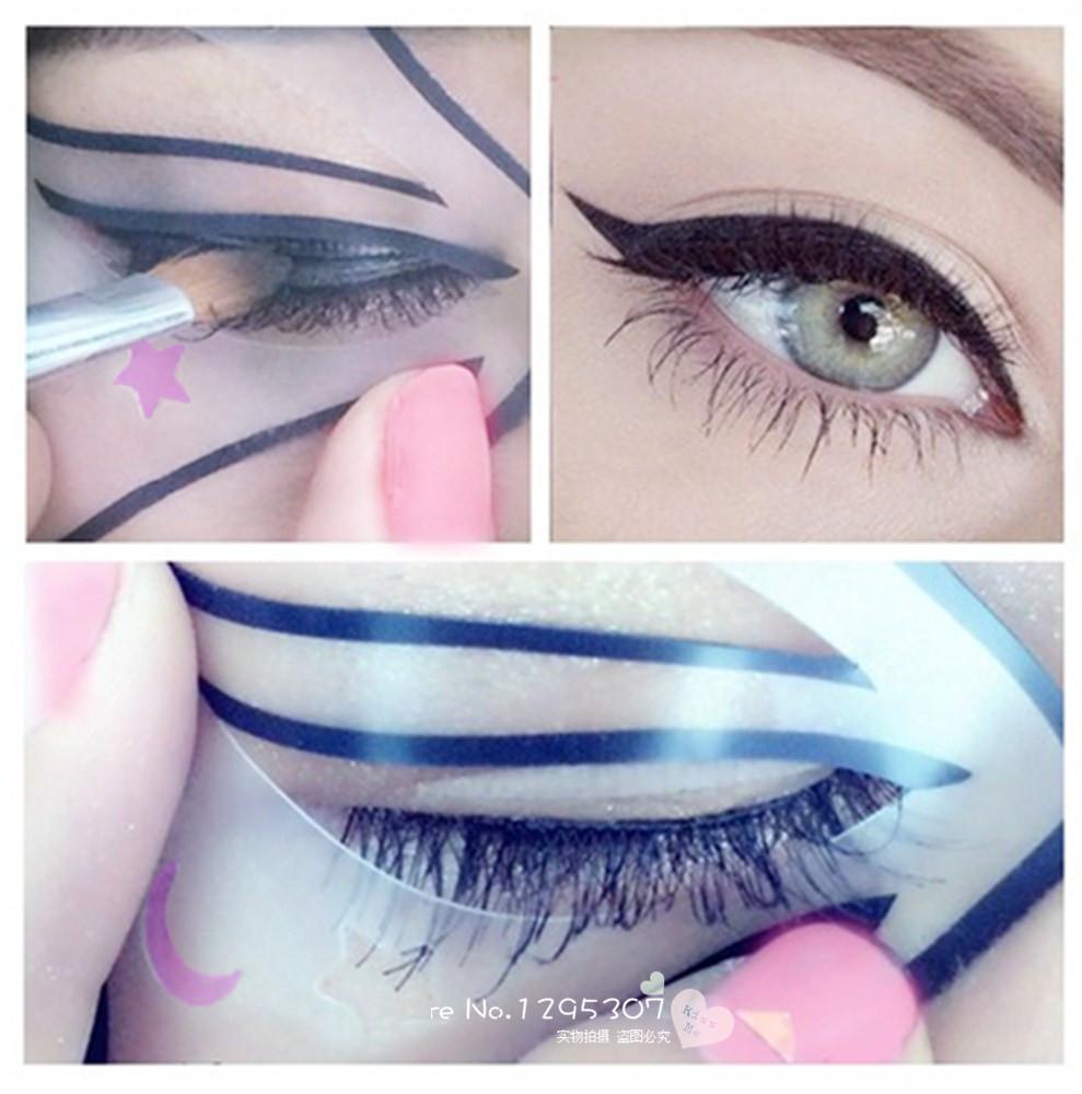 How do i do cat eye makeup