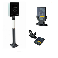 Cost-effective Smart long distance active rfid reader for car parking stand
