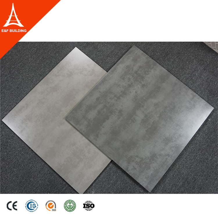 9.5~15mm thickness firebrick / anti-fouling rough surface grade AAA modern ravello beige glazed gray porcelain tiles