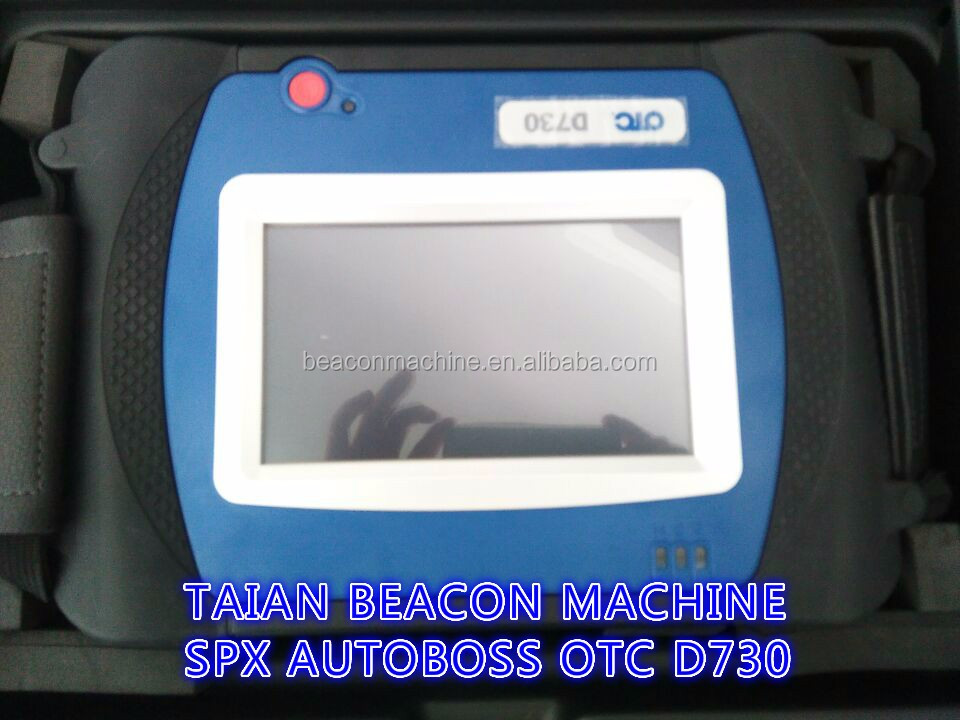 Auto SPX Autoboss OTC D730 Automotive Diagnostic Systems Tool from Beacon