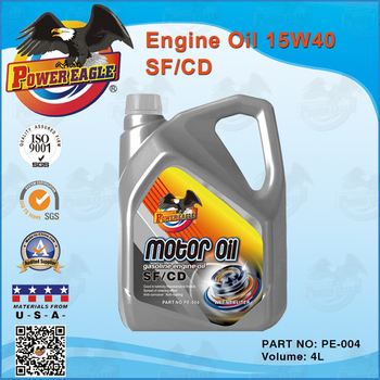 4l Sf Cd 15w40 Motor Oil Buy Sae 40 Engine Oil Used Oil