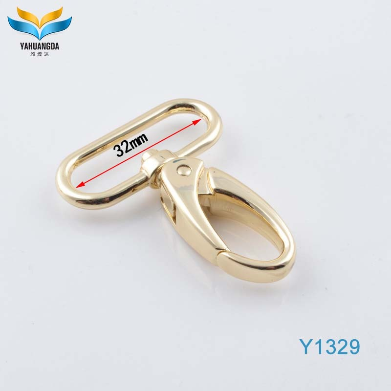 promotional metal hand bag button hook