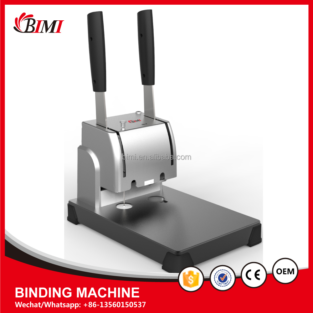 Hot sell binding machine/ book binder FBM-40 for officemfinancial department