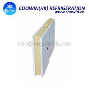 Heat Insulation 50-200mm PU Cold Room Sandwich Panels