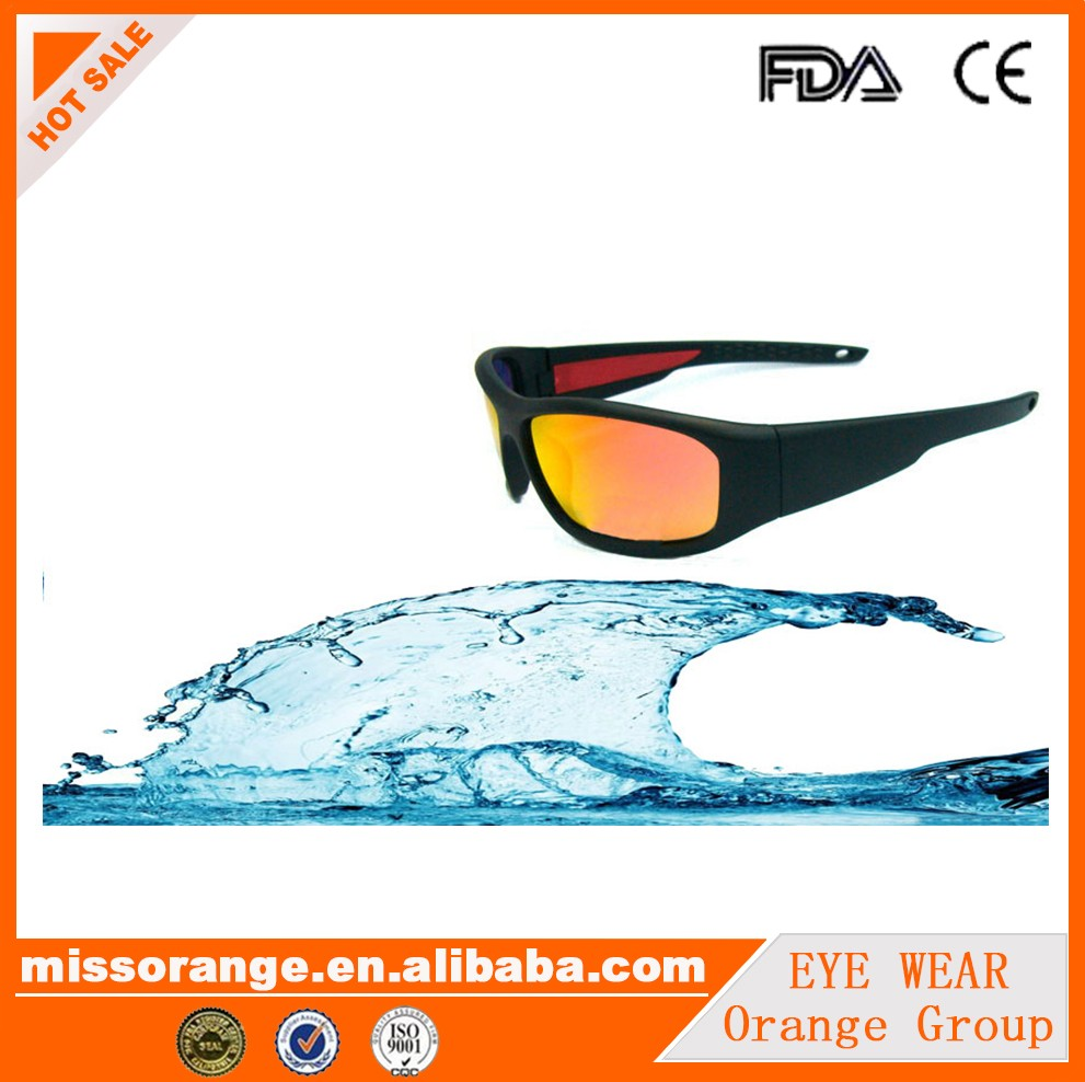 a48dffe680 2018 Floating Sunglasses Polarized Sport Fishing Sunglasses Factory ...