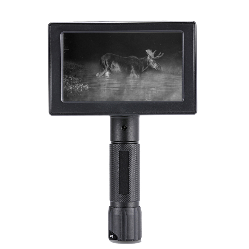 WG3012 Digitale IR Nachtzicht Jacht Camera 800X480 resolutie display NV Spotter Drinkbaar Forest Wildlife Camera Jacht Gear