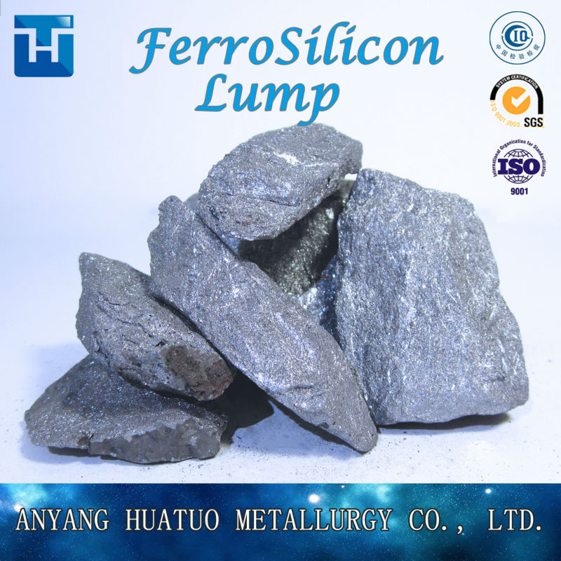 Ferro Silicon Alloy FeSi Alloy Flake used as Nucleating Agent/Inoculant