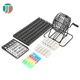 Metal Black Bingo Cage For Entertainment Bingo Ball