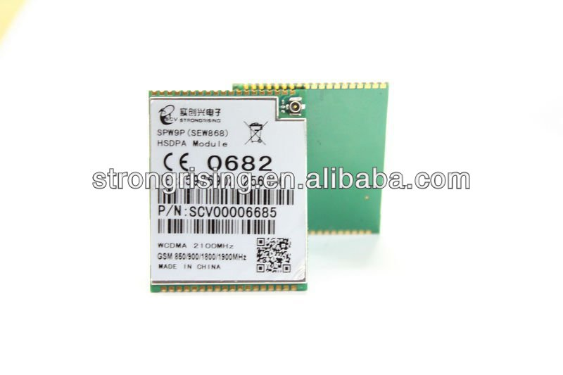 QSC6290 7.2Mbps Same As Huawei MU509 Support Android OS 3G Module