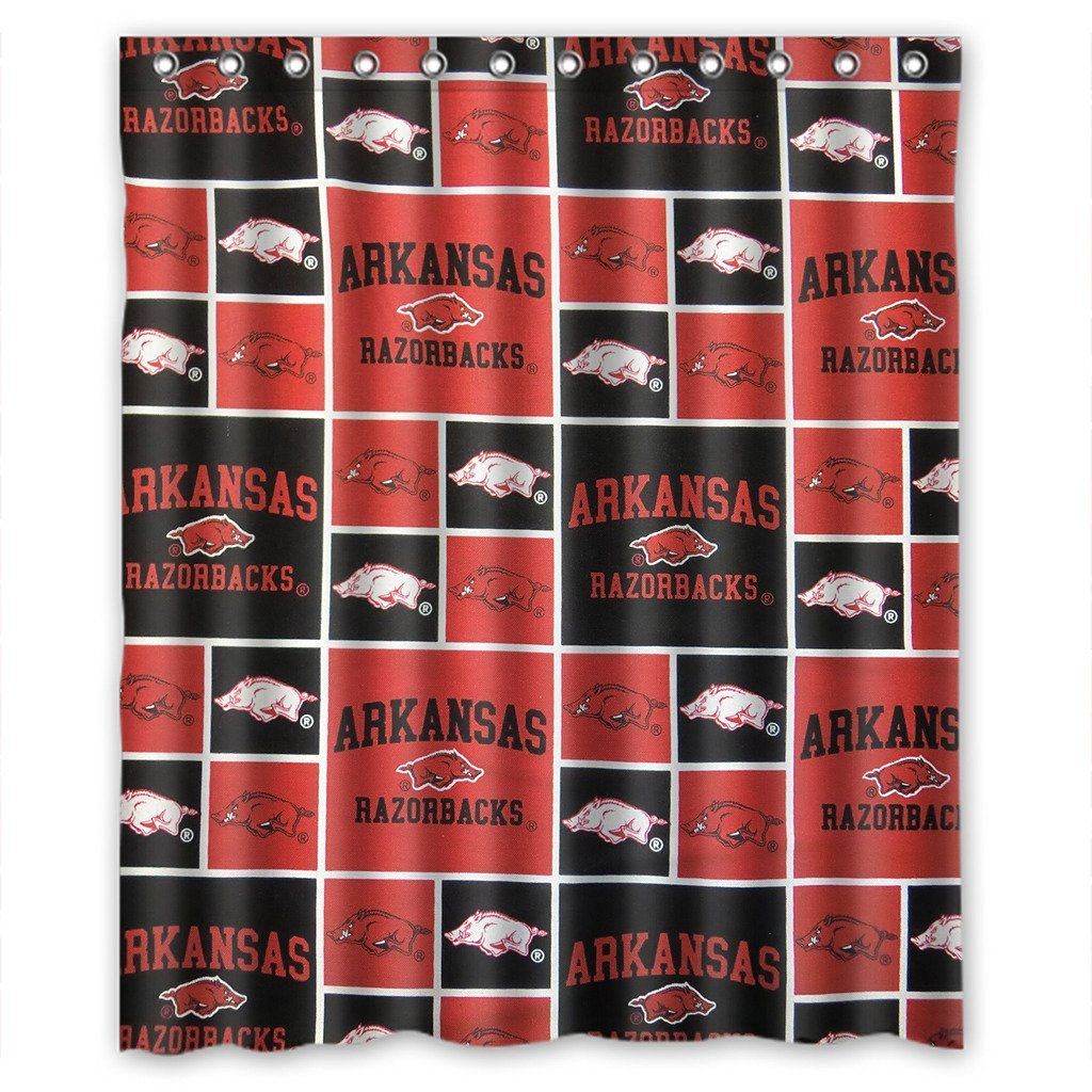 Buy Best Quality Locker Room Shower Curtain - Arkansas ...