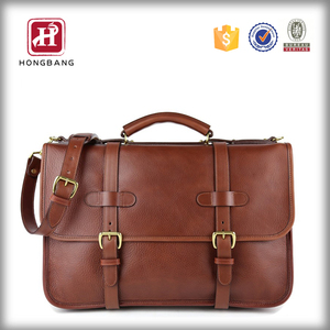 New Fashion Men Bag Leather Genuine Business Bags