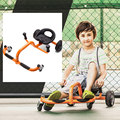 Four Wheels Foot Twister Children Swing Car Kids Twist Go Bicycle for 2 6 Years Baby