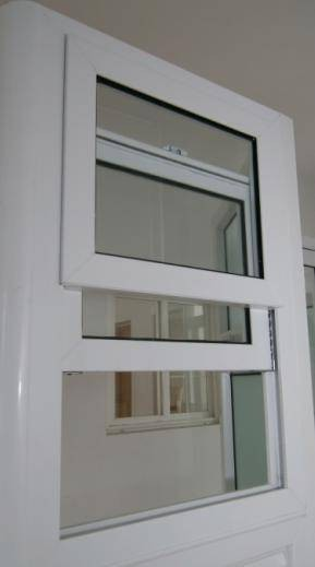 aluminum hurricane double hung impact windows