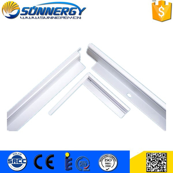 China Good solar panel frame materials price