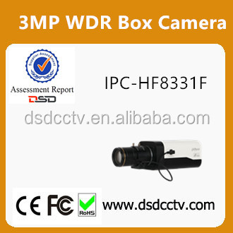 Dahua 3mp Wdr Box Network Camera Ipc-hf8331f - Buy Dahua 3mp Camera,Dahua  Wdr Camera,Dahua Box Camera Product on Alibaba com