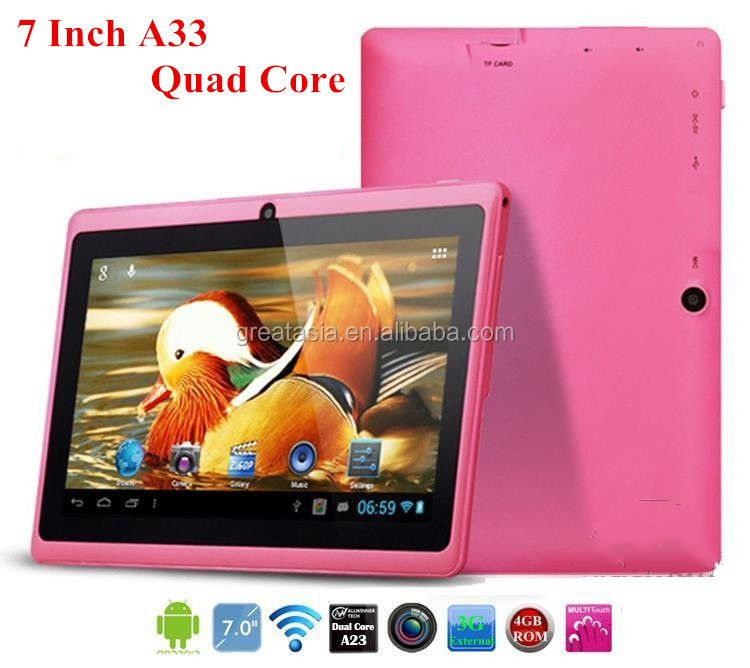 7 Inch Tablet 2015 Android 4.4 Slim Tablet Pc,New ...