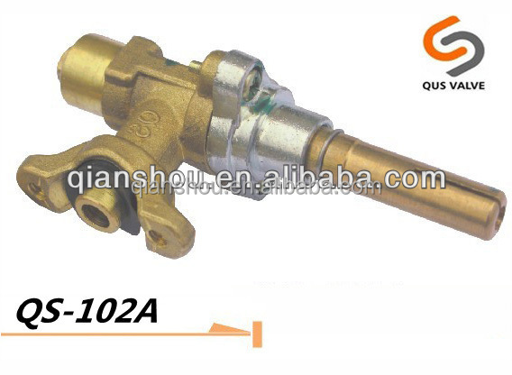QS 102A QUS Brass valve one way g lpg ng gas valve
