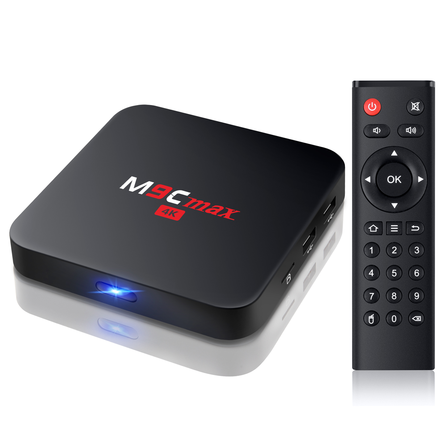 Good 4k android m95 tv box wholesale alibaba