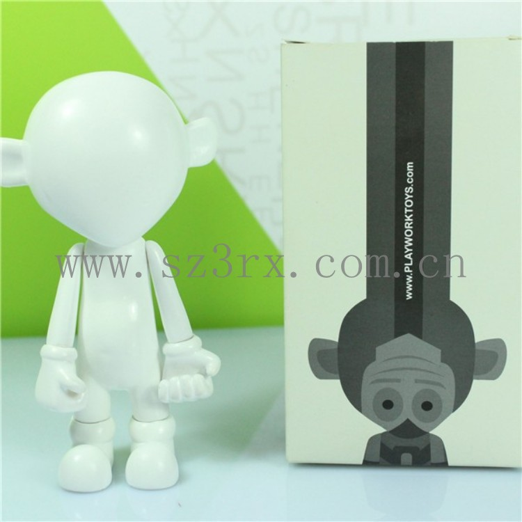 Good Quality Blank Vinly Decadent Dolls Custom Diy Monkey