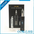 Newest dry herb vaporizer mod with LED screen large vapor environmental protection Adjustable temperature