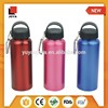 High quality summer hot selling aluminium sports water bottle garden spray bottle 600ml