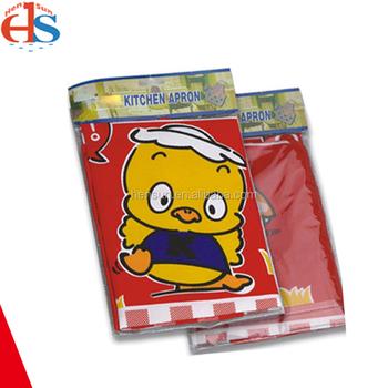 Bonne qualit polyester prot ger tissu tablier de cuisine buy product on - Cuisine de bonne qualite ...