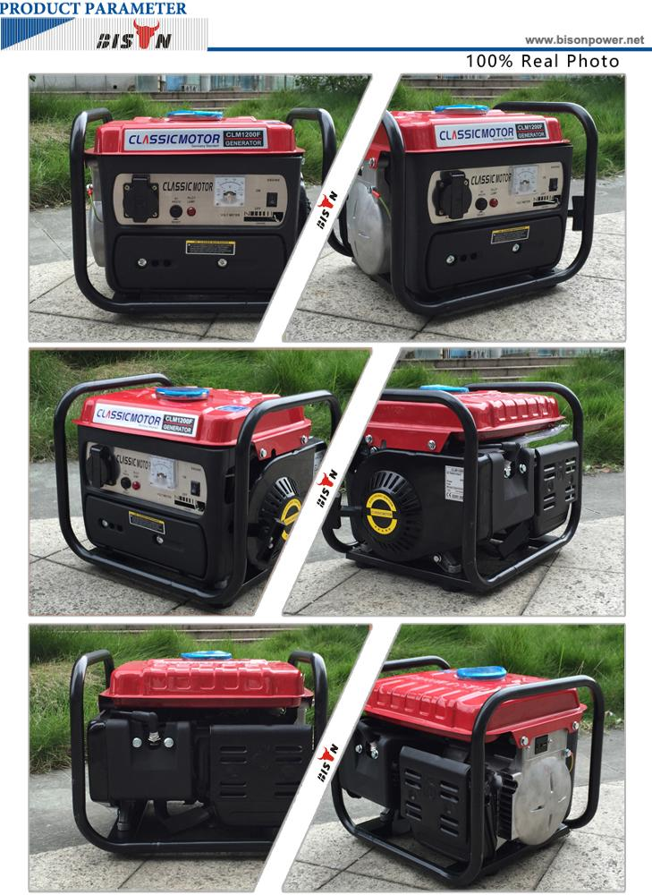 650w Small Electric Generator Bs950b Bison