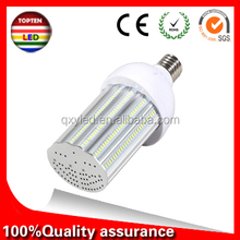 60W LED HID Replacement Corn lamp Medium Base Samsung chip internal driver led corn bulb ligthing