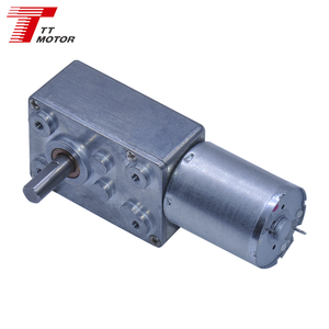 24V dc motor with worm gear TWG3246