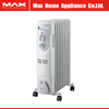 high quality metal and plastic oil radiator heater