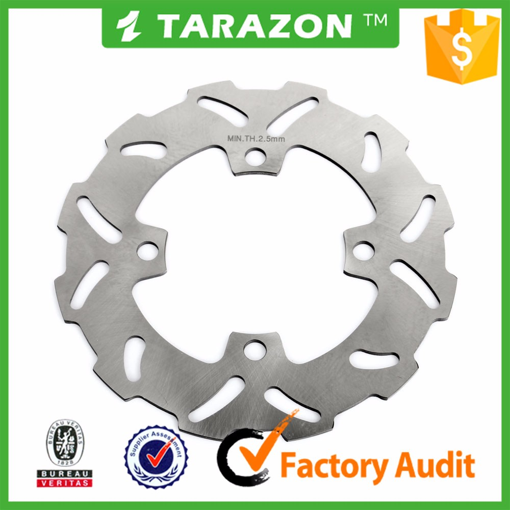 Front and Rear 180mm Motorcycle Parts Brake Disc / Disk for Suzuki RM65 Kawasaki KX65 KX RM 65