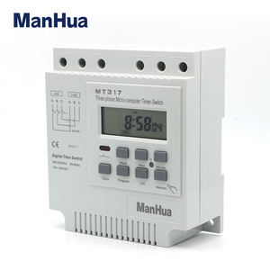 Manhua MT317 Electric Motor Timer 380v for Three Phase Motors