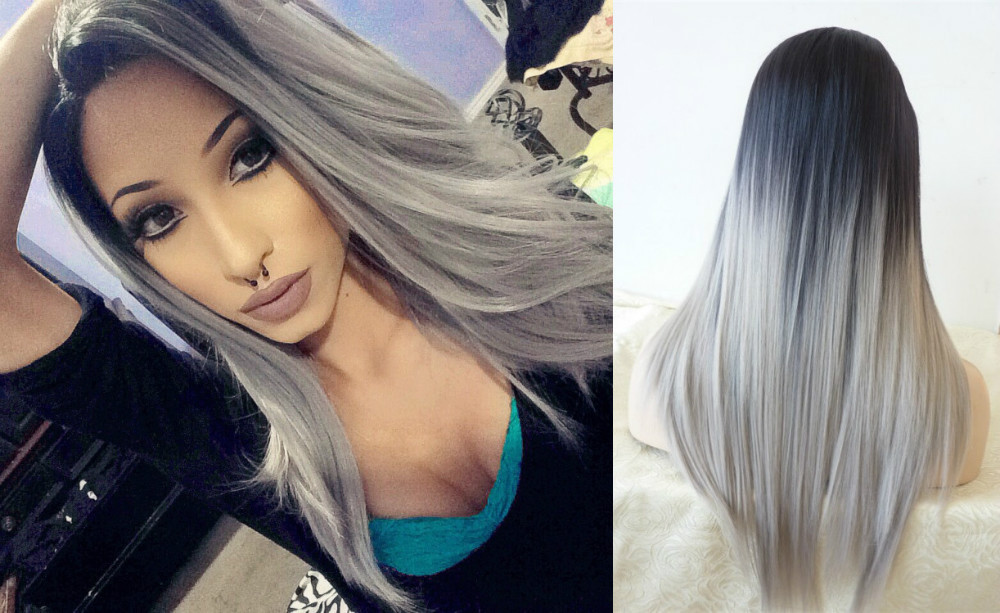 26-Long-straight-Fake-Hair-Cheap-Synthetic-Ombre-Wig