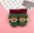new fashion knitted cute mittens finger gloves funny kids crochet gloves