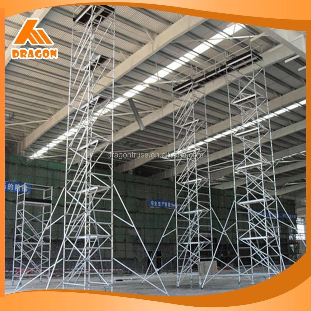 Venta directa de f brica m s nueva de aluminio escalera de for Fabrica escaleras aluminio