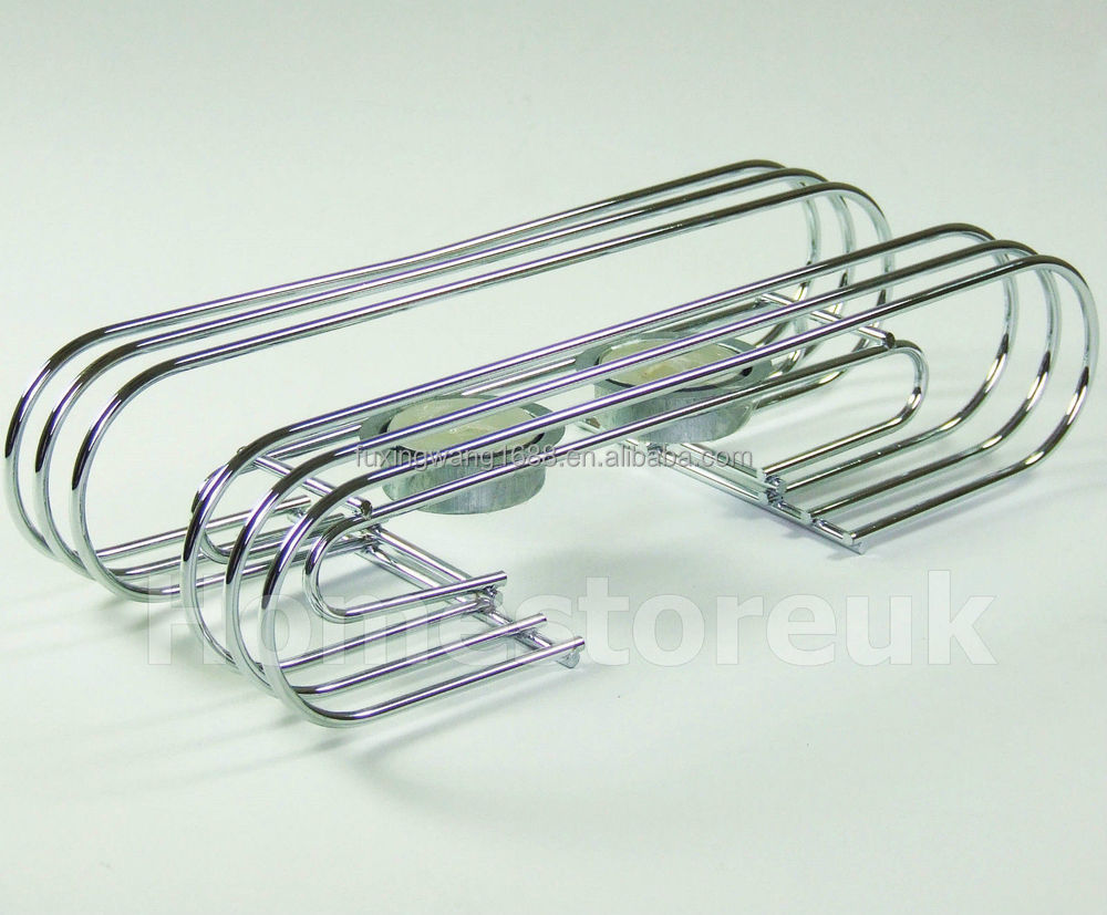 Food Warmer Candle ~ Round food warmer chrome chafing dish with candle tea