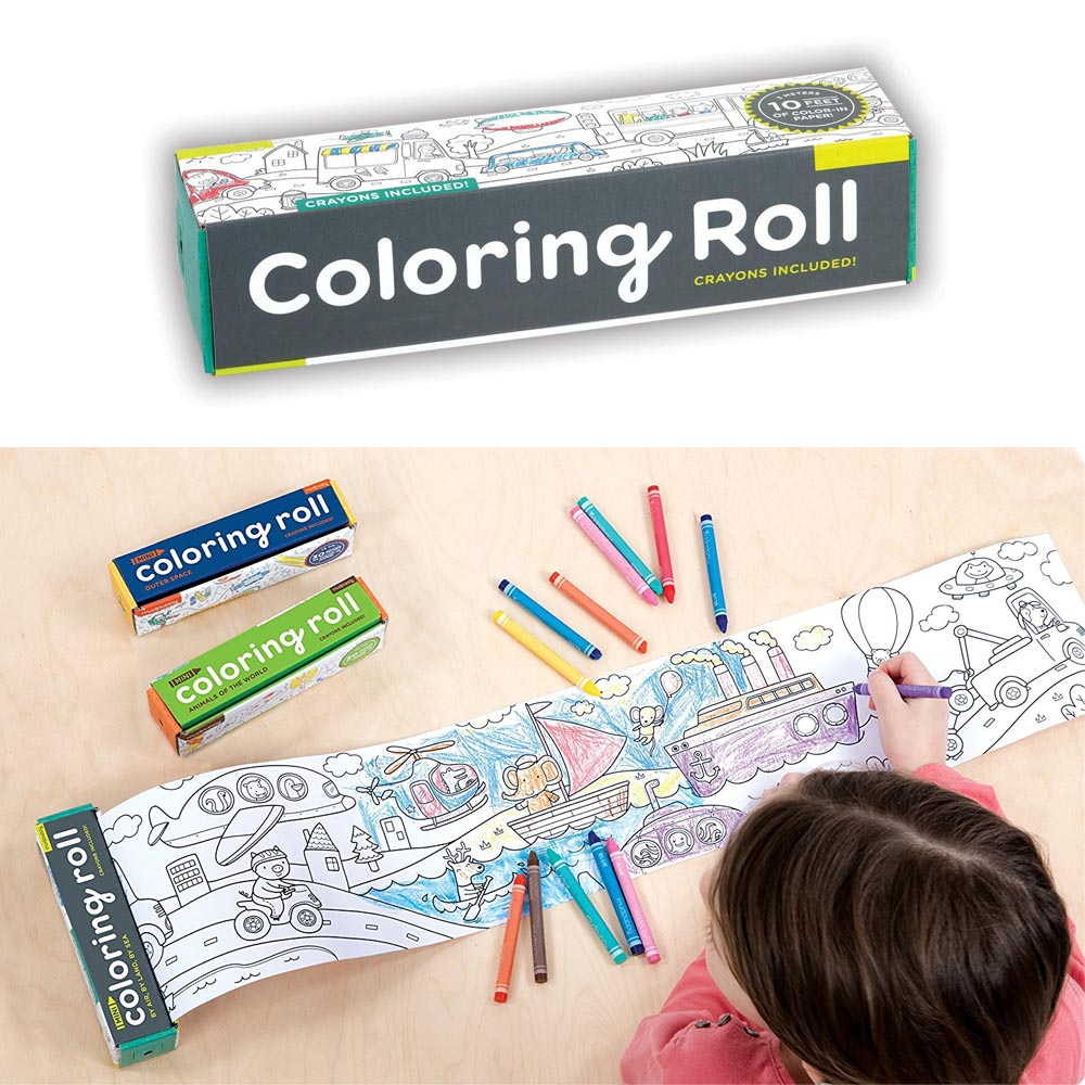 Coloring Roll,Wall Painting,Giant Coloring Poster - Buy Coloring ...