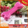 RENJIA mold bone toy for dog free eco chew silicone custom pet chew toys