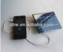 6V3.5W Solar Panel Digital Products Charger w/ USB Output 0.33A 136x110x3mm