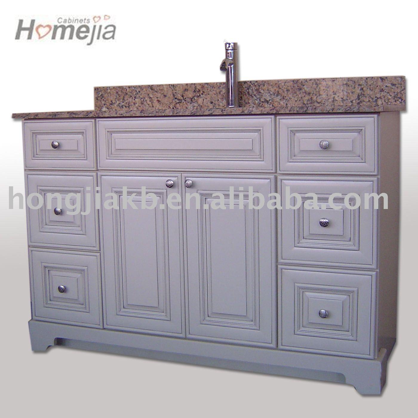 Vanite salle de bain moderne for Liquidation meuble lavabo