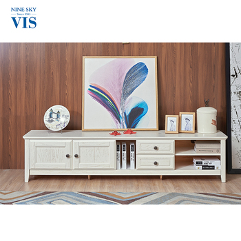 innovative design 37877 e099f Top Quality New Model Modern Cream And Wood Tv Unit Stand/cream Tv Cabinet  - Buy Cream Tv Stand,Cream Tv Unit Stand,Cream And Wood Tv Stand Product on  ...