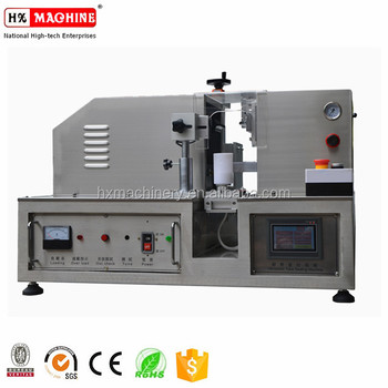 Ultrasonic Cosmetic Cream Paste Tube Sealing Machine