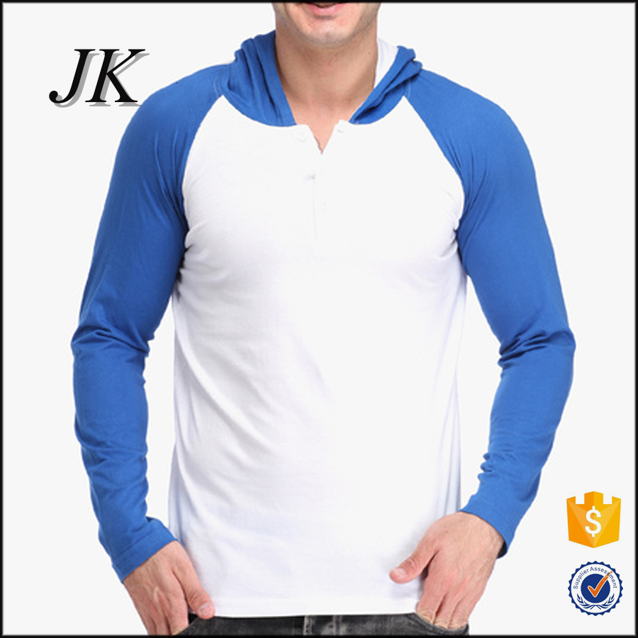 Blank Hooded T-shirts, Blank Hooded T-shirts Suppliers and ...
