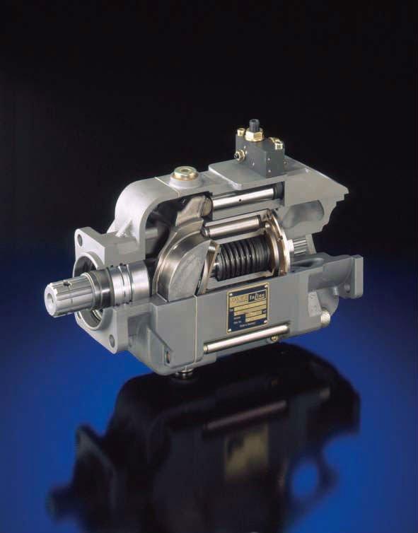 Axial Piston Pumps